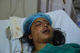 Hiba Jan- 19 Month Pellet Victim Has Questions For You?