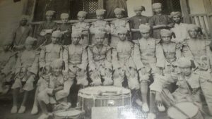 first band Islamia school. 1937