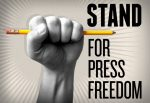 Kashmir: Stand For Freedom Of Press