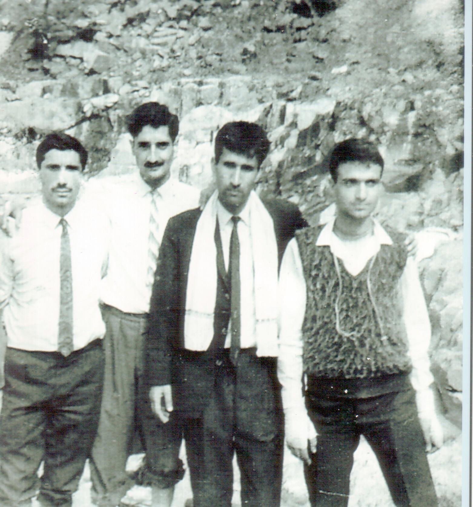 Prof. Hamid Anwar- A Teacher and Friend