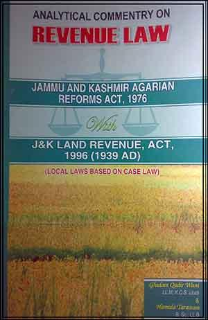 Cover of Revenue Laws