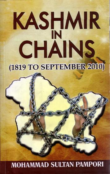 Cover of Kashmir in Chains