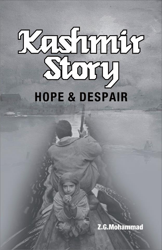 Cover of Kashmir Story - Hope & Despair