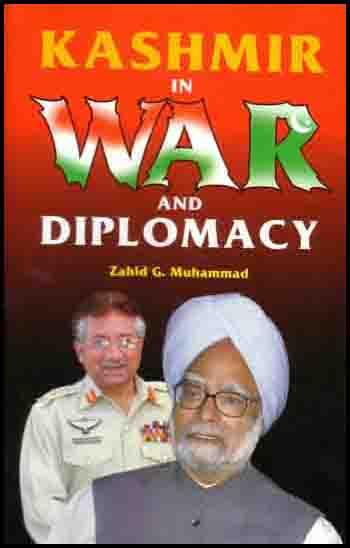 Cover of Kashmir In War And Diplomacy